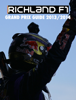 Luke Smith - Richland F1's Grand Prix Guide 2013/14 アートワーク
