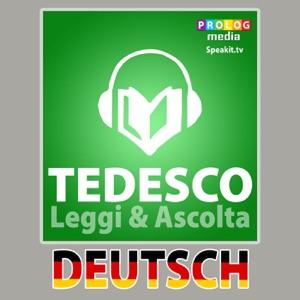 Tedesco   Leggi & Ascolta   Frasario, Tutto audio (55002) Book Cover