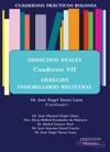 Cuaderno VII Derecho Inmobiliario Registral