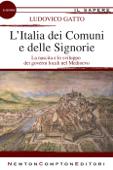 L'Italia dei Comuni e delle Signorie Book Cover