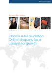 China's e-tail Revolution