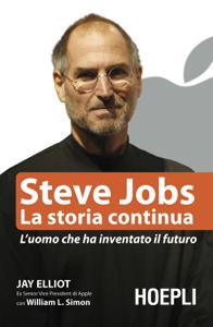 Steve Jobs. La storia continua Copertina del libro