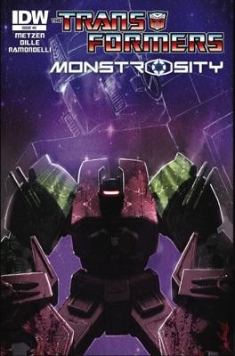Transformers: Monstrosity #2