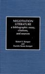 Negotiation Literature