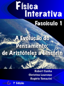 A Evolução do Pensamento: de Aristóteles a Einstein Book Cover