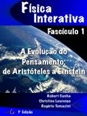 A Evolução do Pensamento: de Aristóteles a Einstein Book Cover