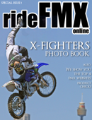 rideFMX X-Fighters Photo Book