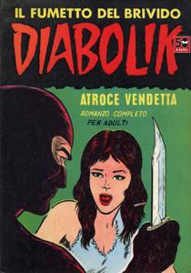 Diabolik #4 Libro Cover