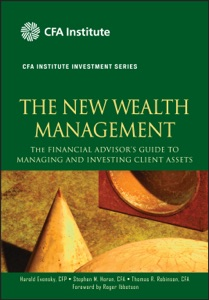 The New Wealth Management Book Cover