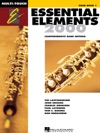 Essential Elements 2000 - Book 1 For Oboe Textbook
