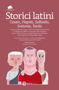 Storici latini Book Cover