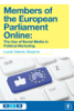 Lucia Vesnic-Alujevic - Members of the European Parliament Online artwork