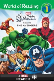 World Of Reading Avengers These Are The Avengers