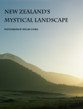 New Zealand Mystical Landscape