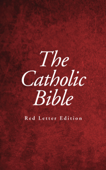 The Catholic Bible Book Cover