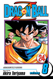 Dragon Ball Z, Vol. 8 book