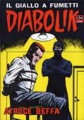 DIABOLIK #34 Book Cover