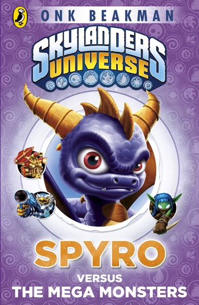 Skylanders Mask of Power: Spyro versus the Mega Monsters