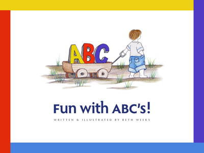 Fun with ABC's - Beth Weeks book