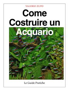 Come costruire un acquario Copertina del libro
