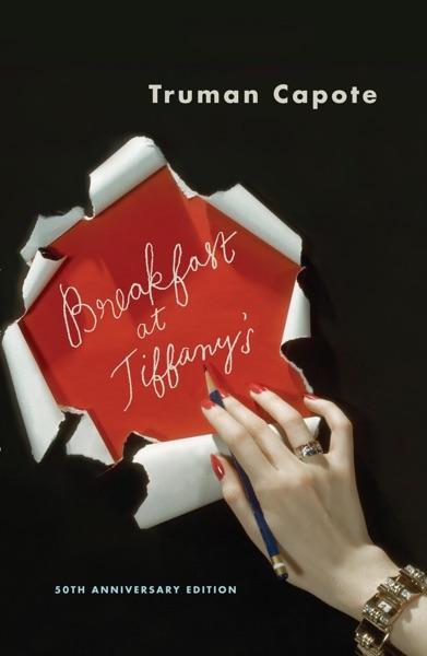 Breakfast at Tiffany's - Truman Capote book cover