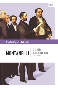 L'Italia dei notabili - 1861-1900 Copertina del libro
