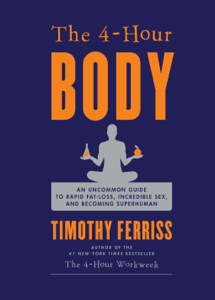 The 4-Hour Body Book Cover