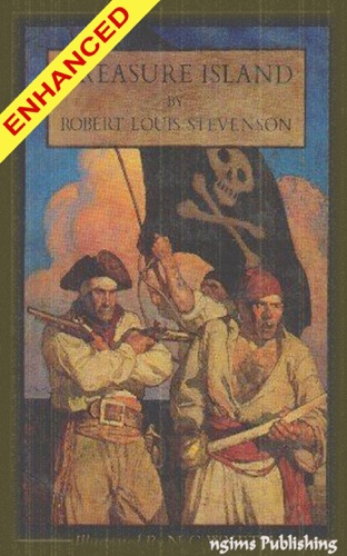 Robert Louis Stevenson & N.C. Wyeth - Treasure Island + FREE Audiobook Included