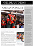 NHL Draft News