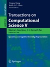Transactions On Computational Science V