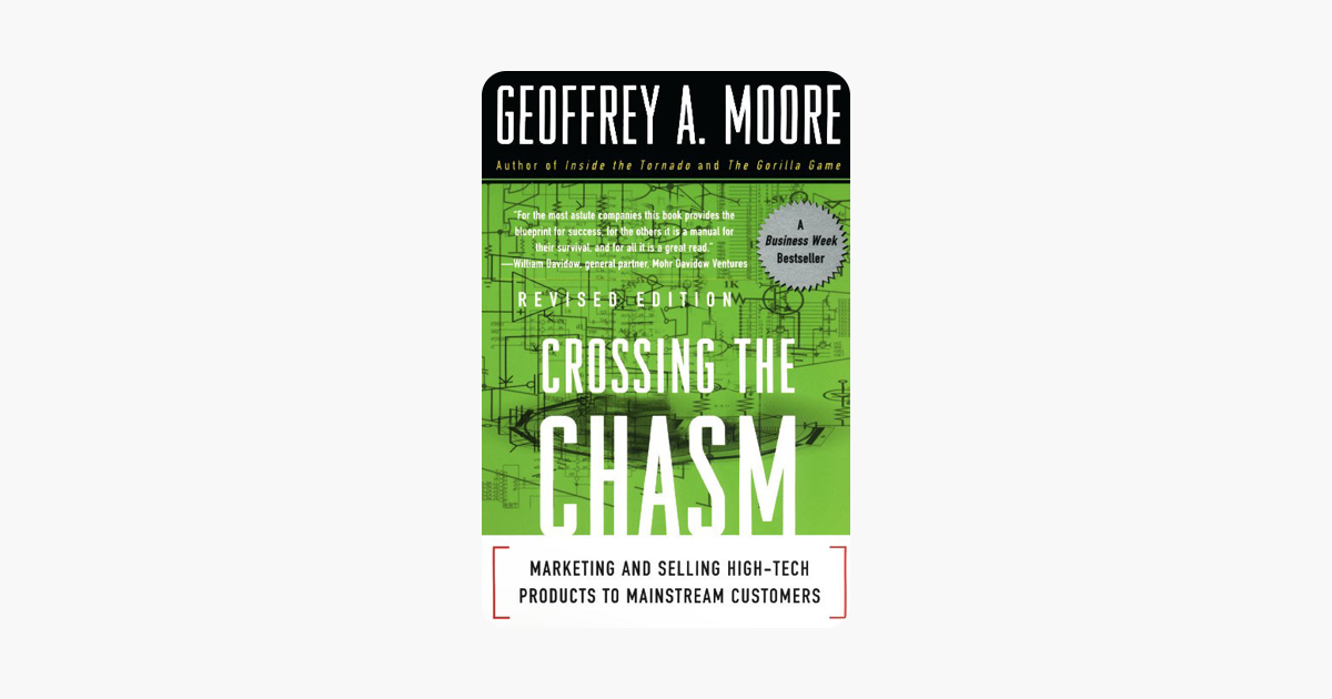 Crossing The Chasm Ebook