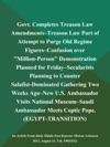 Govt Completes Treason Law Amendments--Treason Law Part Of Attempt To Purge Old Regime Figures--Confusion Over Million-Person Demonstration Planned For Friday--Secularists Planning To Counter Salafist-Dominated Gathering Two Weeks Ago--New US Ambassador Visits National Museum--Saudi Ambassador Meets Coptic Pope EGYPT-TRANSITION