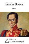 Simón Bolívar - Obras