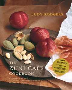 The Zuni Cafe Cookbook: A Compendium of Recipes and Cooking Lessons from San Francisco's Beloved Restaurant Book Cover