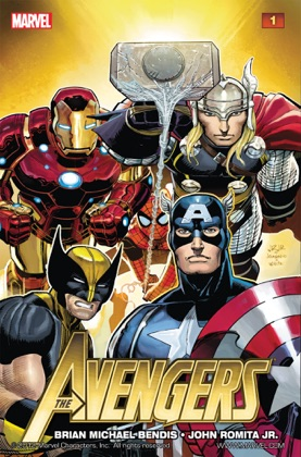 The Avengers, Vol. 1 book cover