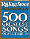 Rolling Stone Sheet Music Classics Volume 2 1970s-1990s