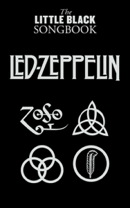The Little Black Songbook: Led Zeppelin Summary