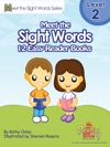 Meet The Sight Words Level 2 Easy Reader