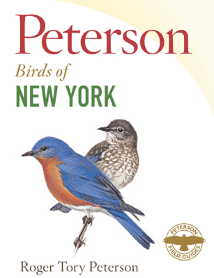 Peterson Field Guide to Birds of New York - Roger Tory Peterson book