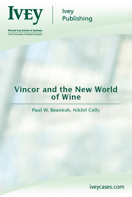 vincor and the new world of wine