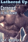Lathered Up Cornered In The Shower Gay First Time Erotica