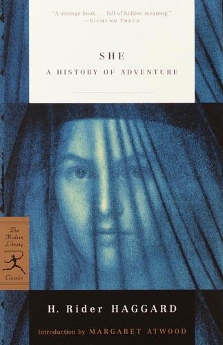 H. Rider Haggard, Margaret Atwood, Charles H.M. Kerr & Maurice Greiffenhagen - She