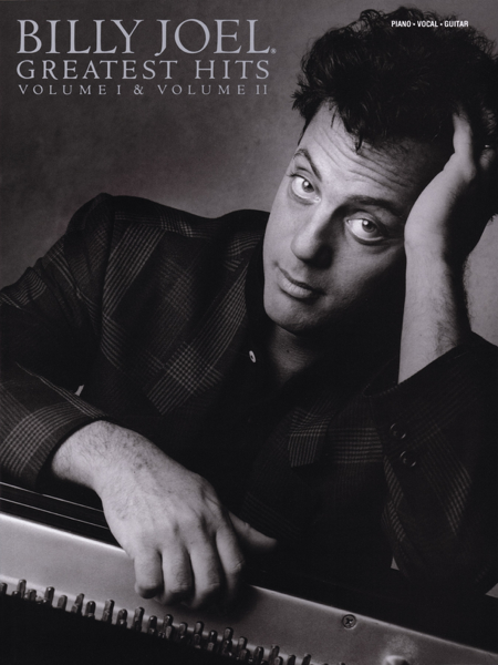Billy Joel - Greatest Hits, Volumes 1 and 2 (Songbook)