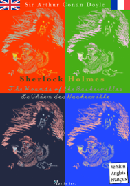 Sherlock Holmes - Le Chien des Baskerville / The Hound of the Baskervilles (version bilingue)