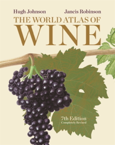 The World Atlas of Wine, 7th Edition Cover Book