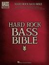 Hard Rock Bass Bible Songbook
