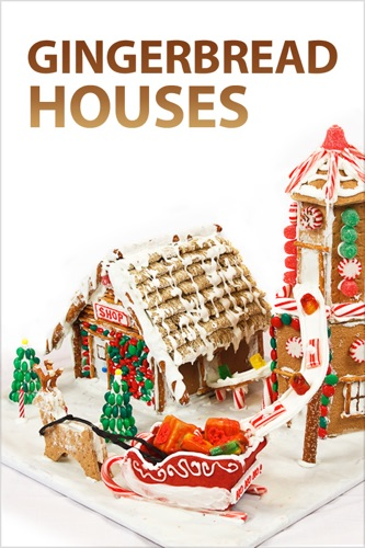 Authors and Editors of Instructables - Gingerbread Houses
