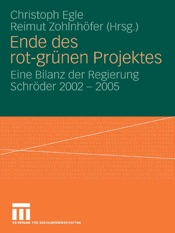 Download and Read Online Ende des rot-grünen Projekts