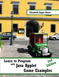Learn To Program With Java Applet Game Examples