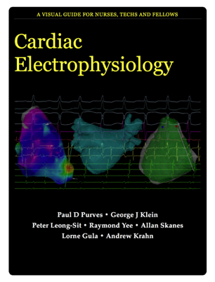 Cardiac Electrophysiology: A Visual Guide for Nurses, Techs and Fellows - Paul D. Purves, George J. Klein, Peter Leong-Sit, Raymond Yee, Allan C. Skanes, Lorne J. Gula & Andrew D. Krahn book